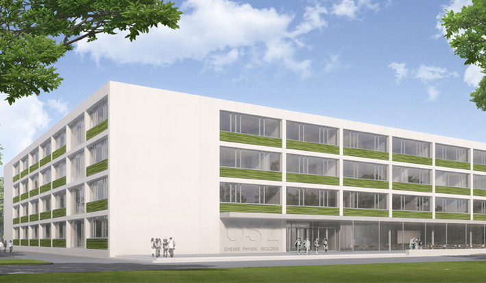 Oberstufenzentrum Chemie, Physik, Biologie Berlin