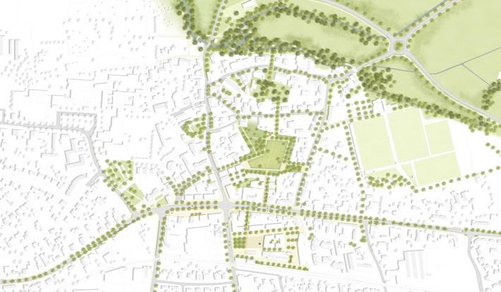 Neugestaltung des Ortskerns in Verl
