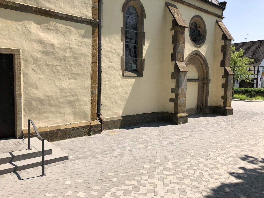 Kirchplatz Neuenkirchen