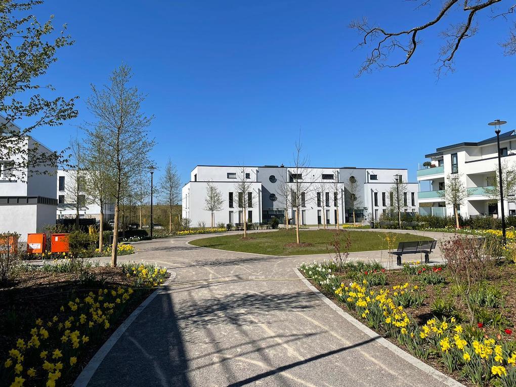 Quartiersplatz Schloss Holte Stukenbrock