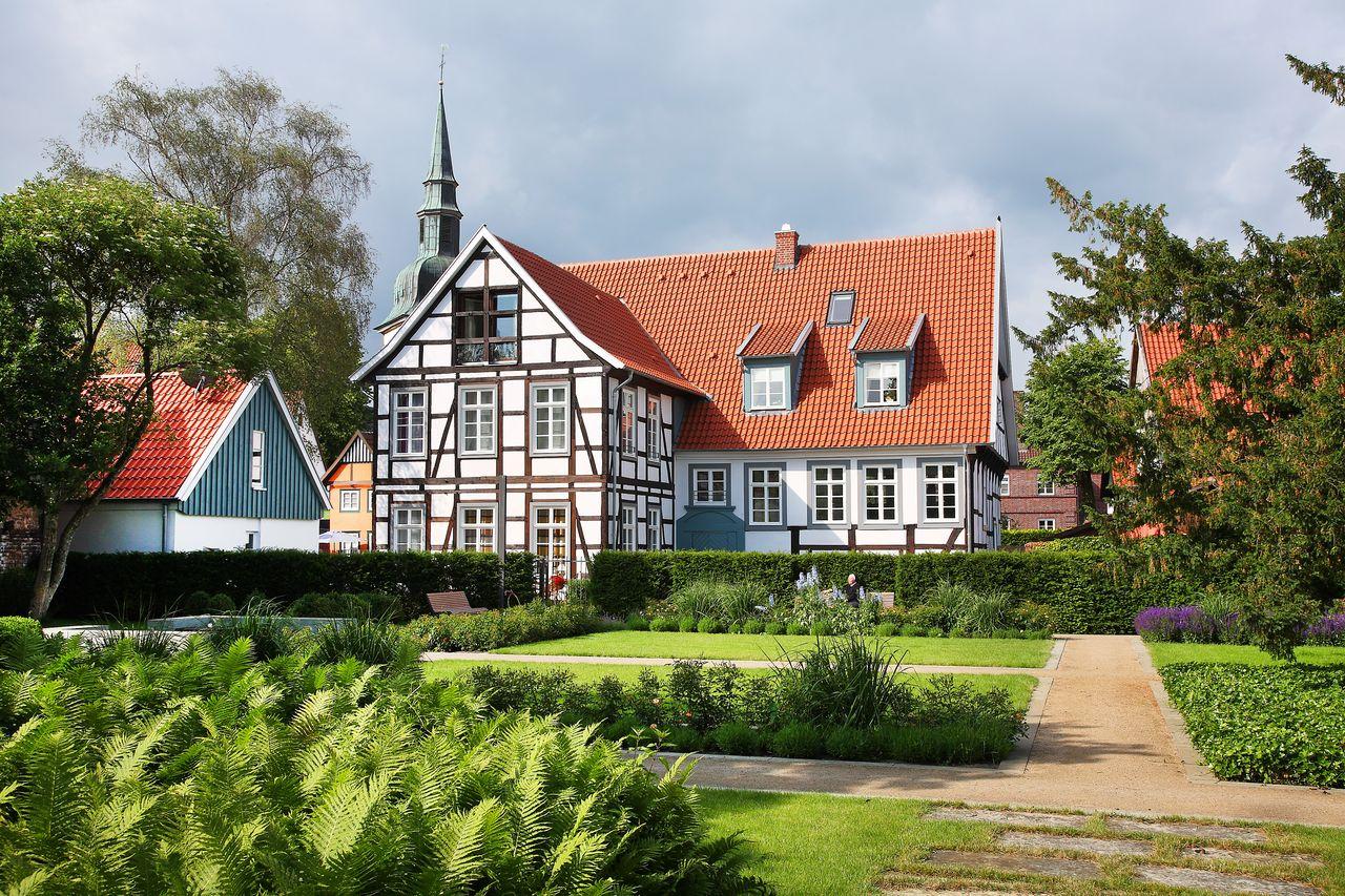Der Drostengarten in Rietberg